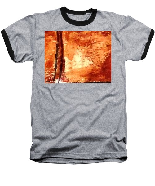 Digital Abstract No9. Baseball T-Shirt