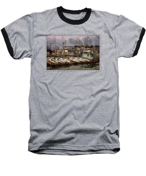 Dinghies Baseball T-Shirt