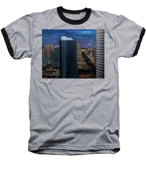 Discordant Chords Baseball T-Shirt