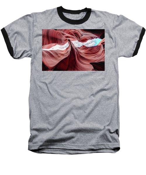 Divided View Baseball T-Shirt