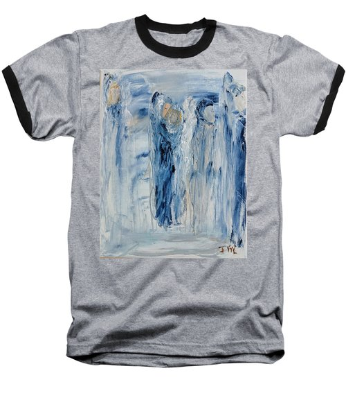 Divine Angels Baseball T-Shirt