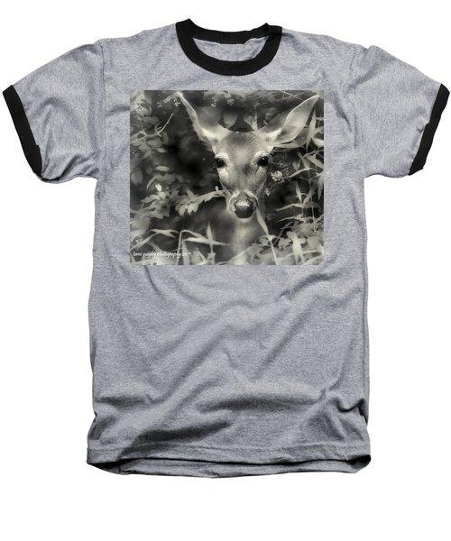 Doe's Summer Portrait Baseball T-Shirt