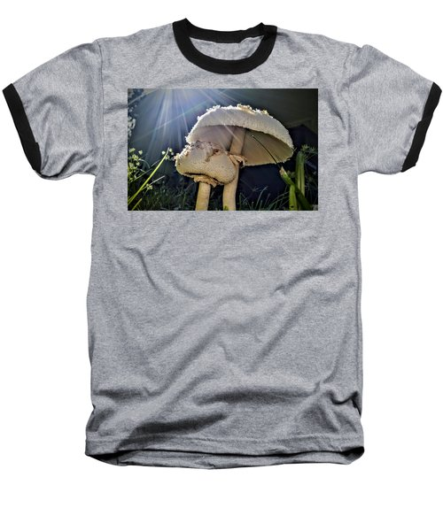 Don't Be Afraid Baseball T-Shirt