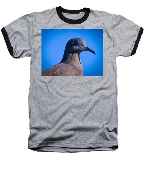 Don't It Make My Brown Eyes Blue Baseball T-Shirt