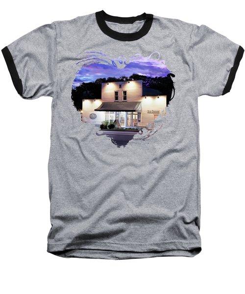 Door County Ice Cream Factory Baseball T-Shirt