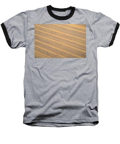 Dot Matrix Baseball T-Shirt