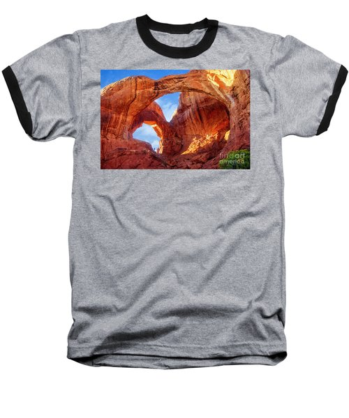 Double Arch Baseball T-Shirt