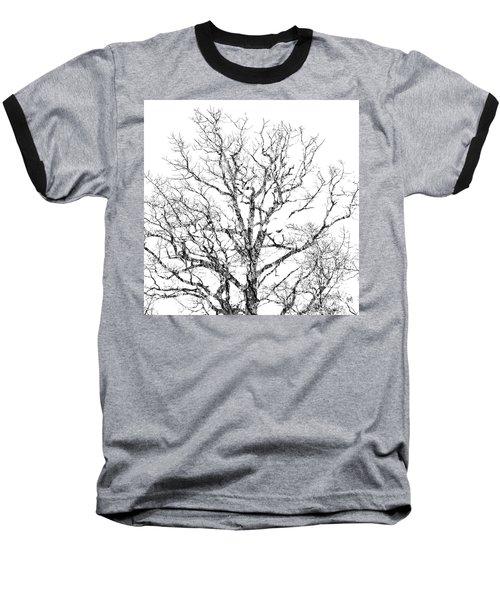 Double Exposure 1 Baseball T-Shirt