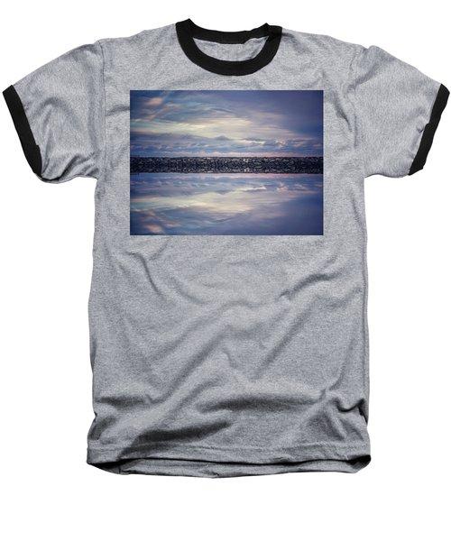 Double Exposure 2 Baseball T-Shirt
