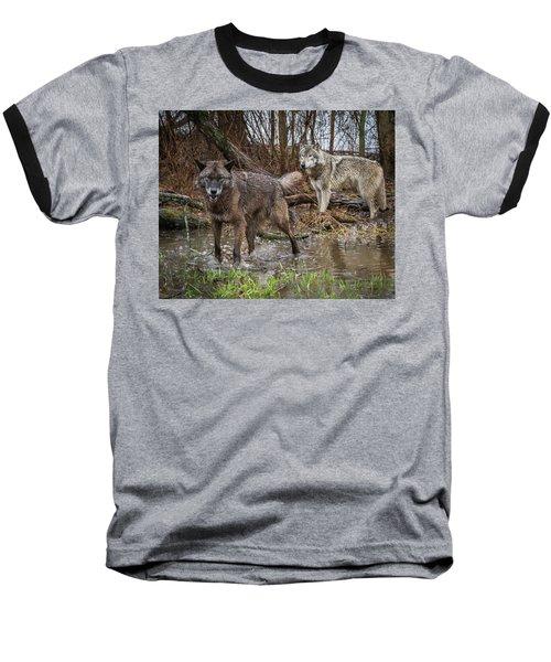 Double Trouble Baseball T-Shirt
