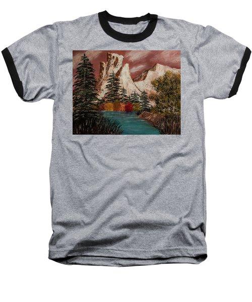 Down By The River Baseball T-Shirt