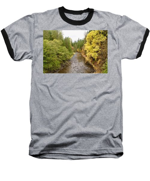 Down The Molalla Baseball T-Shirt