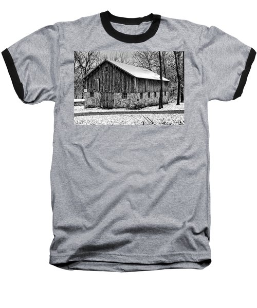 Down The Old Dirt Road Baseball T-Shirt