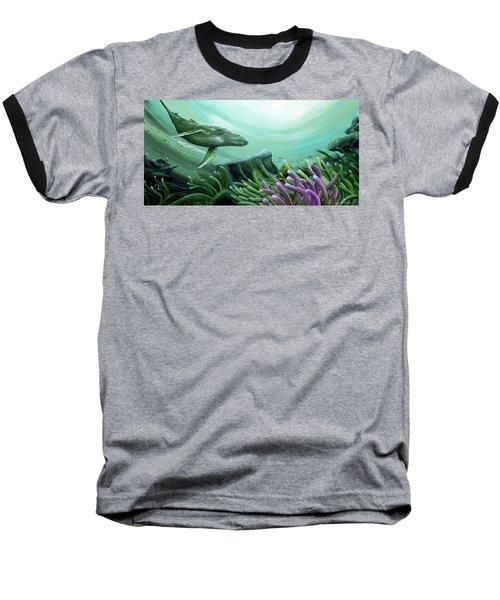 Down Under Baseball T-Shirt
