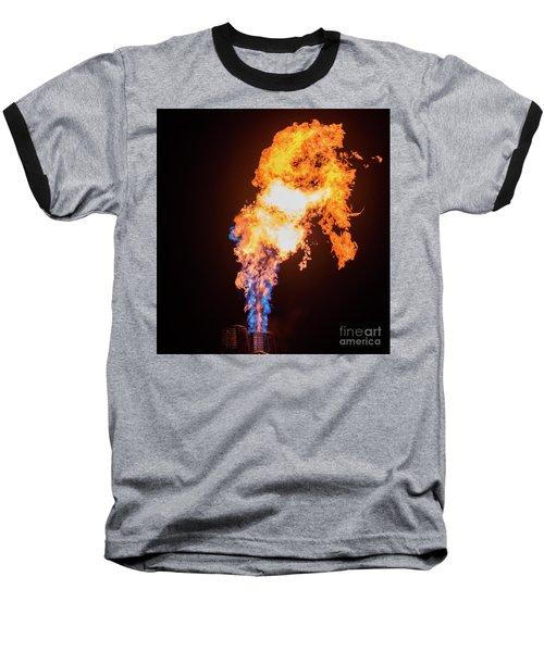 Dragon Breath Baseball T-Shirt