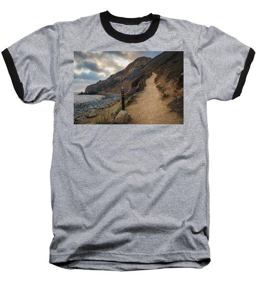 Dramatic Tovemore Trail Baseball T-Shirt