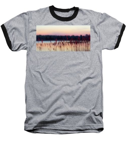 Dreams Of Nature Baseball T-Shirt