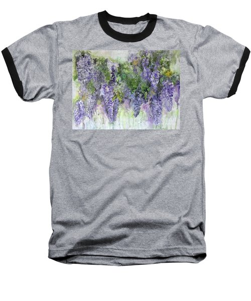 Dreams Of Wisteria Baseball T-Shirt