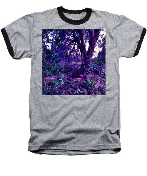 Dreamy Desert Wash  Baseball T-Shirt