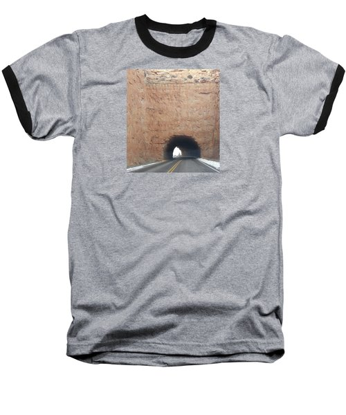 Drive Thru Rock Baseball T-Shirt