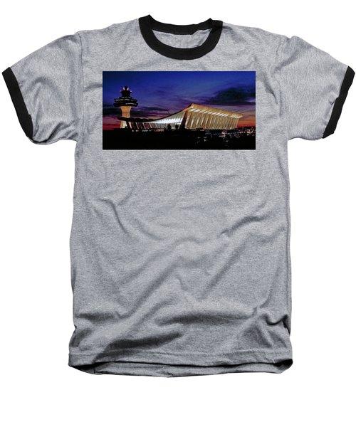 Dulles International Baseball T-Shirt