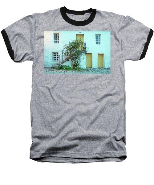 Dunkeld. The Cathedral Square. Baseball T-Shirt