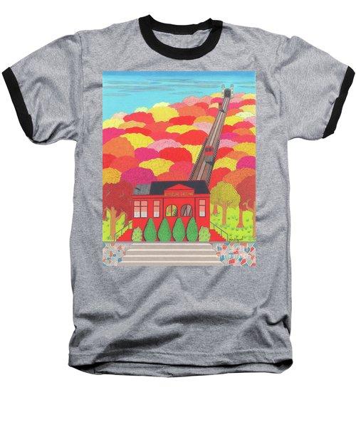 Duquesne Incline Baseball T-Shirt