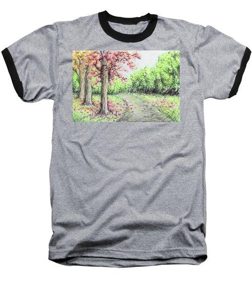 Early Autumn Baseball T-Shirt
