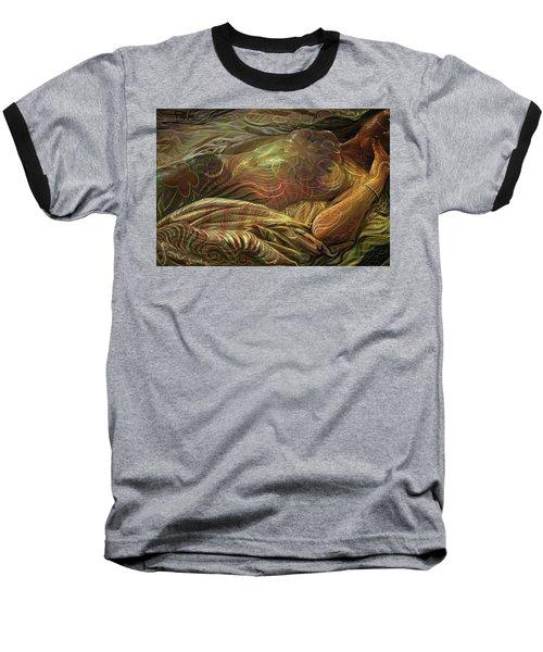 Earth Evening Baseball T-Shirt