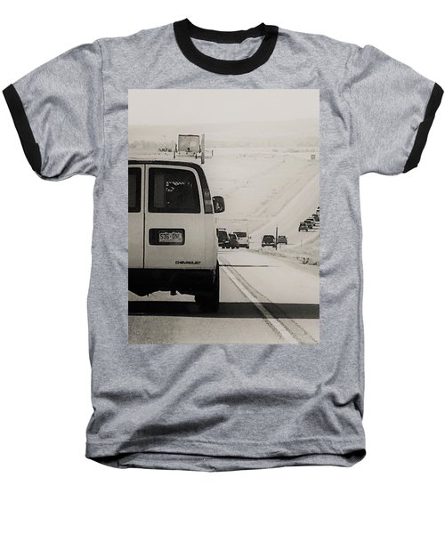 Eclipse Bound Baseball T-Shirt