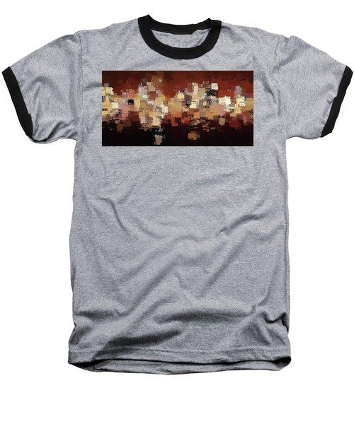 Edge Of Eternity Baseball T-Shirt
