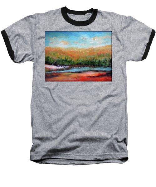 Edged Habitat Baseball T-Shirt