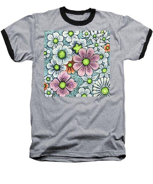 Efflorescent 1 Baseball T-Shirt