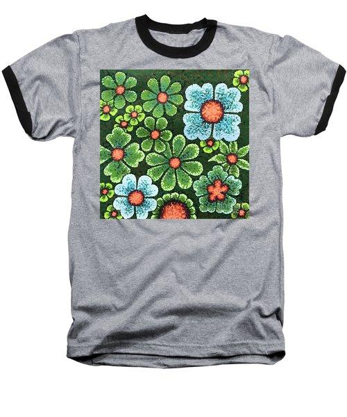 Efflorescent 10 Baseball T-Shirt