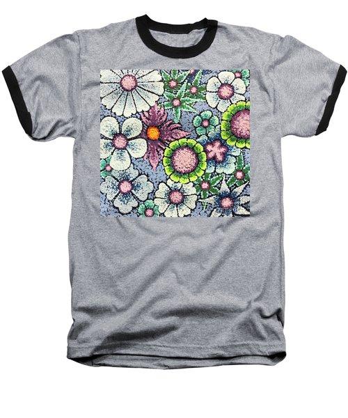 Efflorescent 8 Baseball T-Shirt