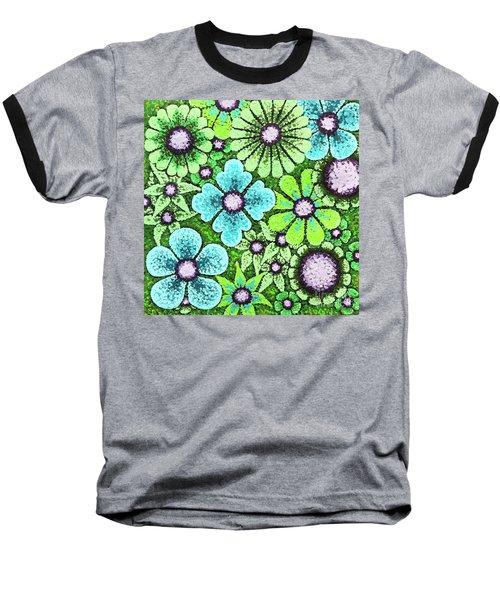 Efflorescent 9 Baseball T-Shirt