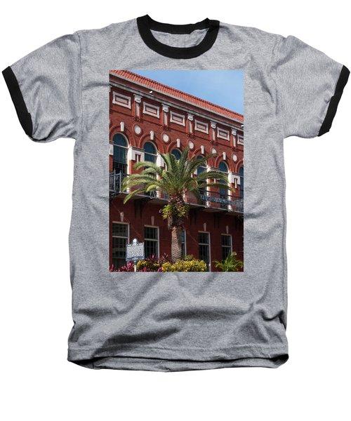 El Centro Espanol De Tampa Baseball T-Shirt