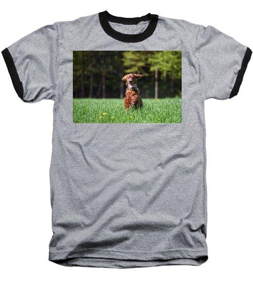 Elf Baseball T-Shirt
