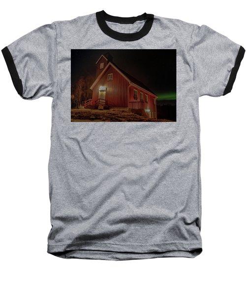 Elgsnes Chapel Baseball T-Shirt