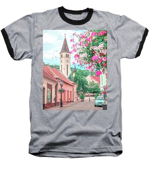 Ella Baseball T-Shirt