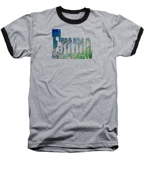 Emma Baseball T-Shirt