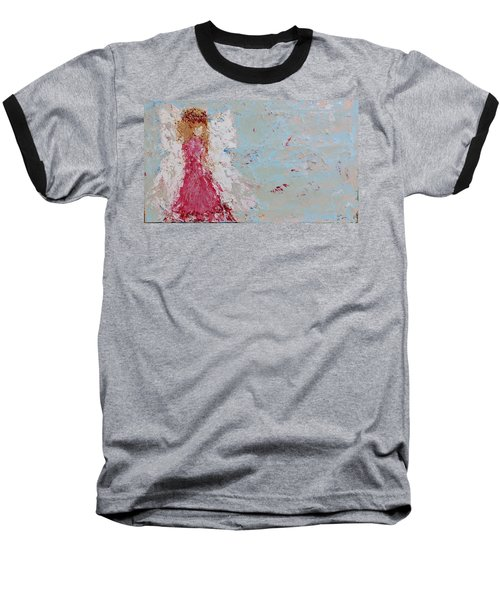 Emma's Angel Baseball T-Shirt