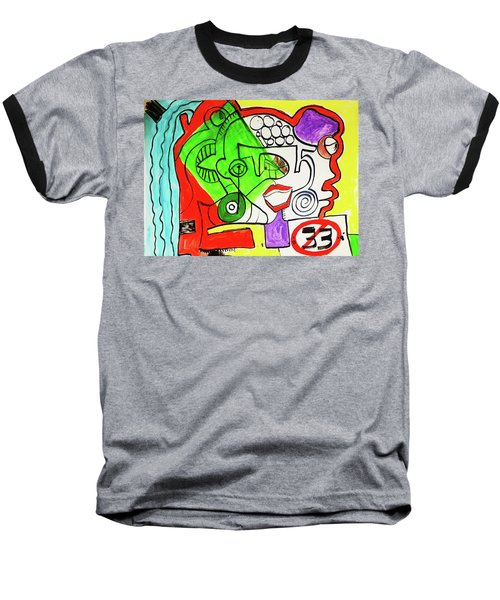 Emotions Baseball T-Shirt