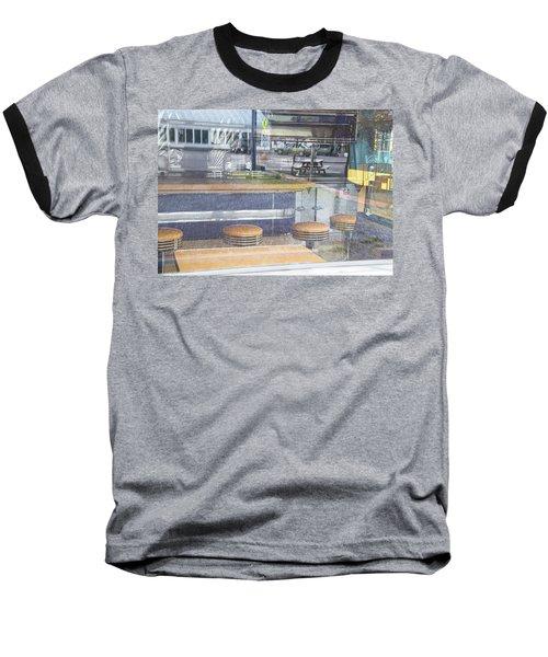 Empty Seats - Baseball T-Shirt