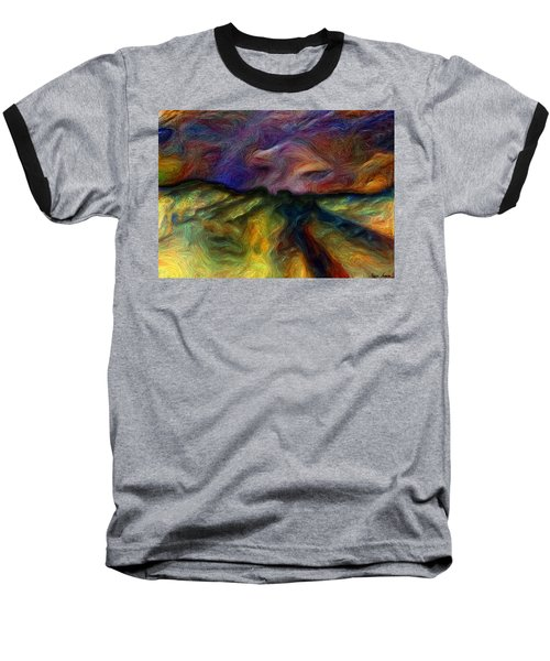 End Of The Line Baseball T-Shirt