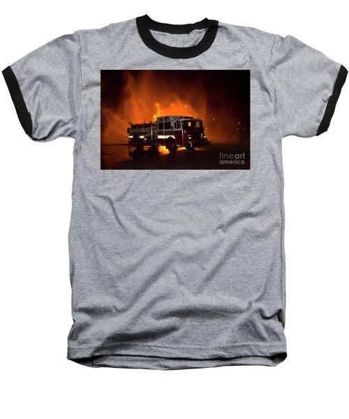 Engine 2 Baseball T-Shirt