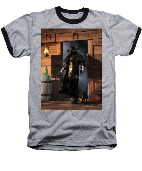 Enter The Outlaw Baseball T-Shirt