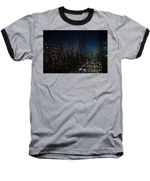 Escape From New York Baseball T-Shirt