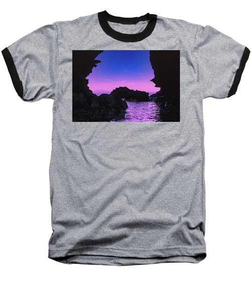 Espiritu Santo Island Baseball T-Shirt