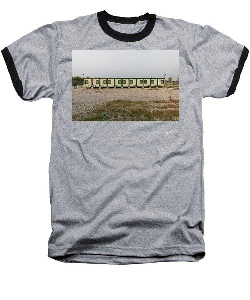 Euro New Topographics 14 Baseball T-Shirt